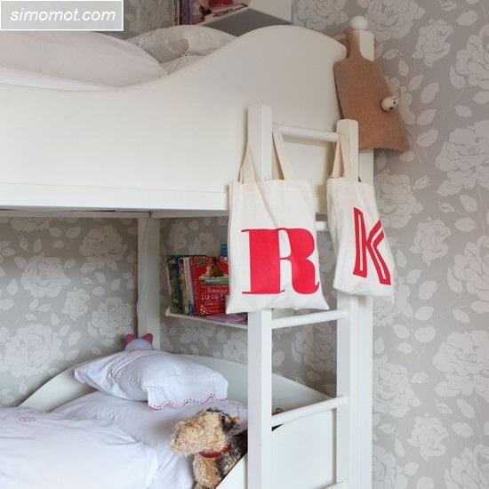 desain interior kamar tidur anak sederhana 7 si momot
