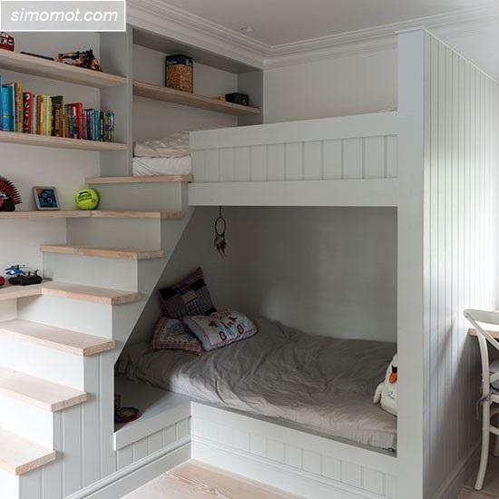 desain kamar tidur anak perempuan 12 si momot
