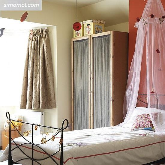 desain kamar tidur anak perempuan 13 si momot