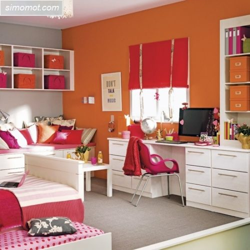 desain kamar tidur anak ukuran kecil (11)