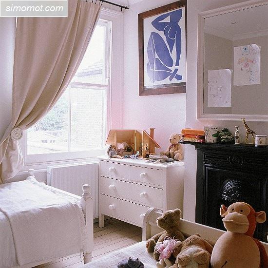 desain kamar tidur anak ukuran kecil (2)