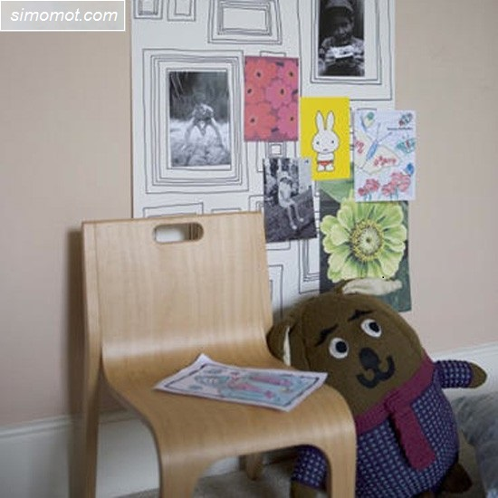 desain kamar tidur anak ukuran kecil 21 si momot