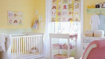 gambar desain interior kamar tidur anak