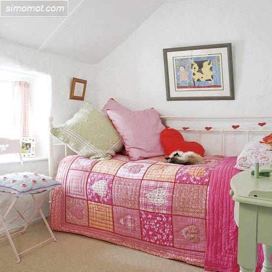 gambar desain kamar tidur remaja rumah minimalis 5