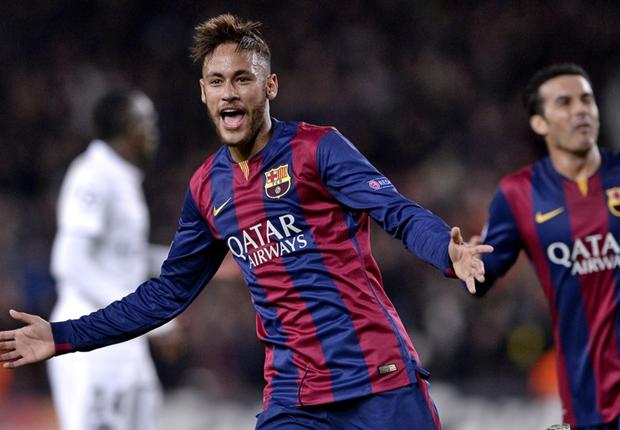 Hasil Pertandingan Liga Champions 2014 Barcelona Vs Paris Saint Germain Simomot