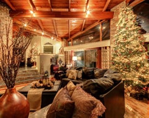 foto contoh desain dan dekorasi pohon natal (128)