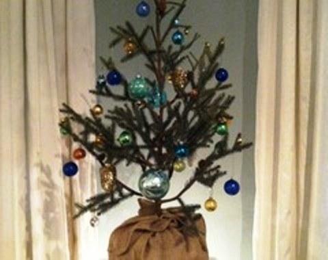 foto contoh desain dan dekorasi pohon natal (158)