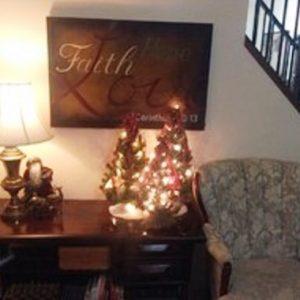 foto contoh desain dan dekorasi pohon natal (36)