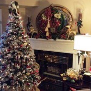 foto contoh desain dan dekorasi pohon natal (66)