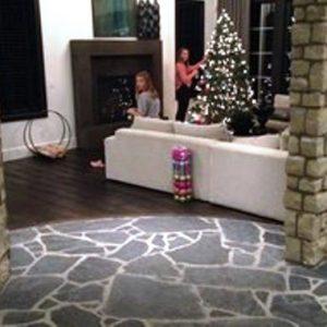 foto contoh desain dan dekorasi pohon natal (90)