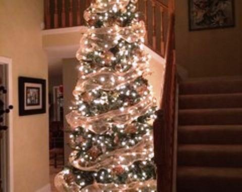 foto contoh desain dan dekorasi pohon natal (93)