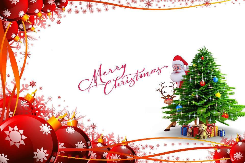 gambar keren DP BBM dan kartu ucapan selamat Hari Natal (3