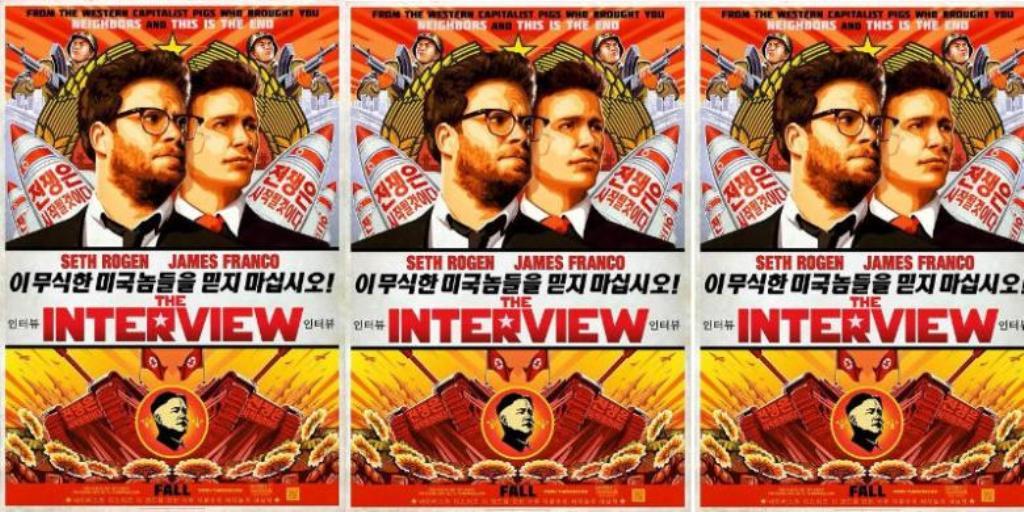 """Hari pertama, """"The Interview"""" raih 1 juta dollar AS – SIMOMOT"""
