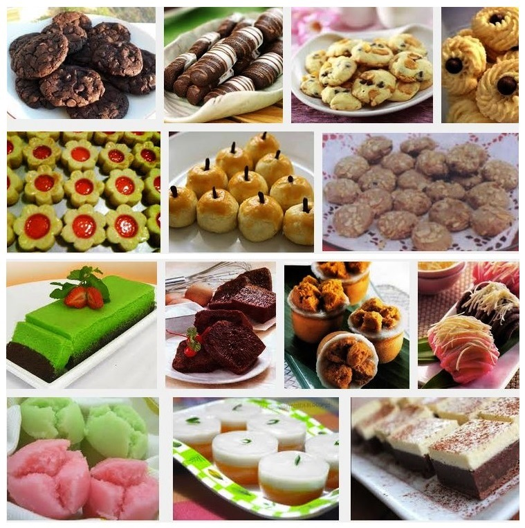 20 Resep Kue Kering Dan Basah Liburan Akhir Tahun Simomot