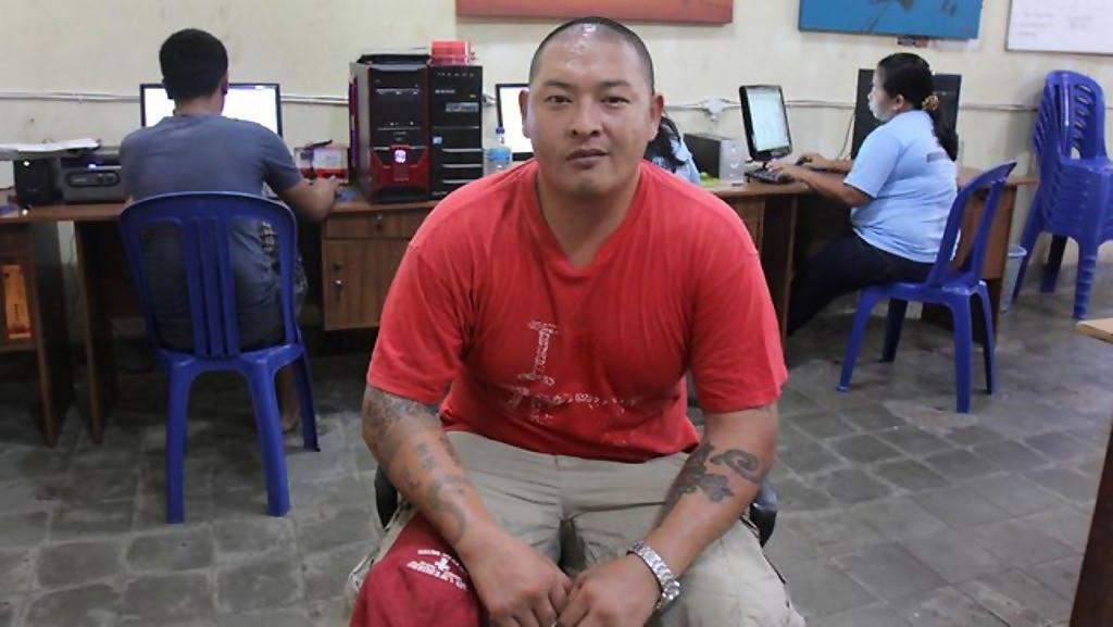 Andrew Chan. (News.Com.Au)