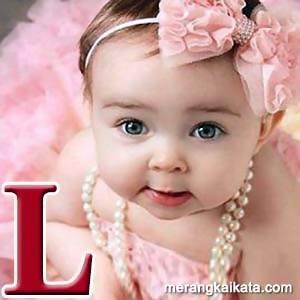 Nama bayi Bahasa Sansekerta - awalan huruf L.