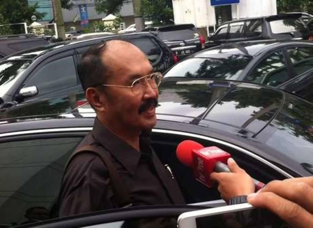 Fredrich Yunadi. (DetikNews)