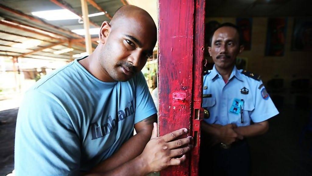 Myuran Sukumaran. (News.Com.Au)