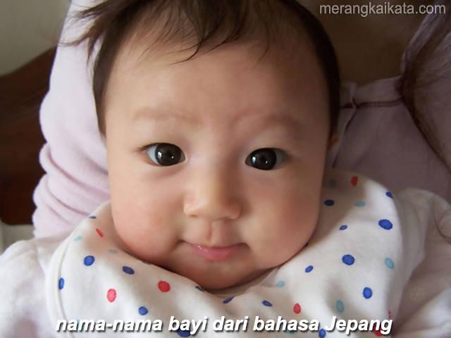 nama-nama bayi dari bahasa jepang