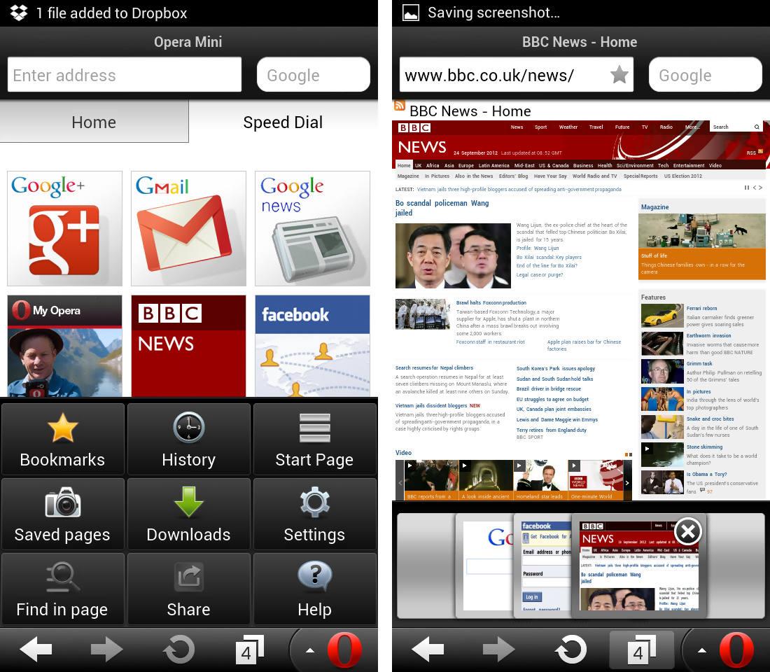 Opera Mini Blackberry - Free downloads and reviews