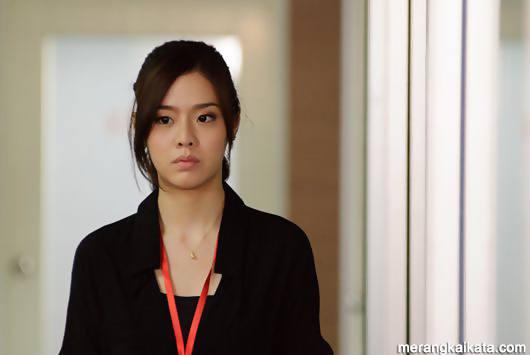 Nama bayi dari Thailand - Aktris Thailand, Preechaya Pongthananikorn, biasa dipanggil Ice.