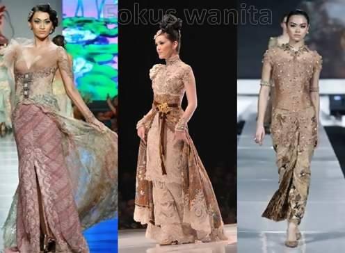Model Kebaya Modern Cantik Dan Modis Simomot