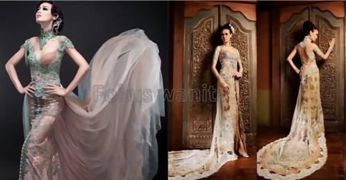 model-kebaya-modern-untuk-pengantin