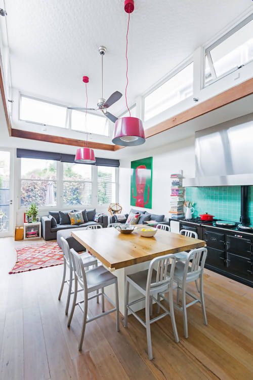 10 Desain Rumah Yang Memanfaatkan Cahaya Matahari Dengan
