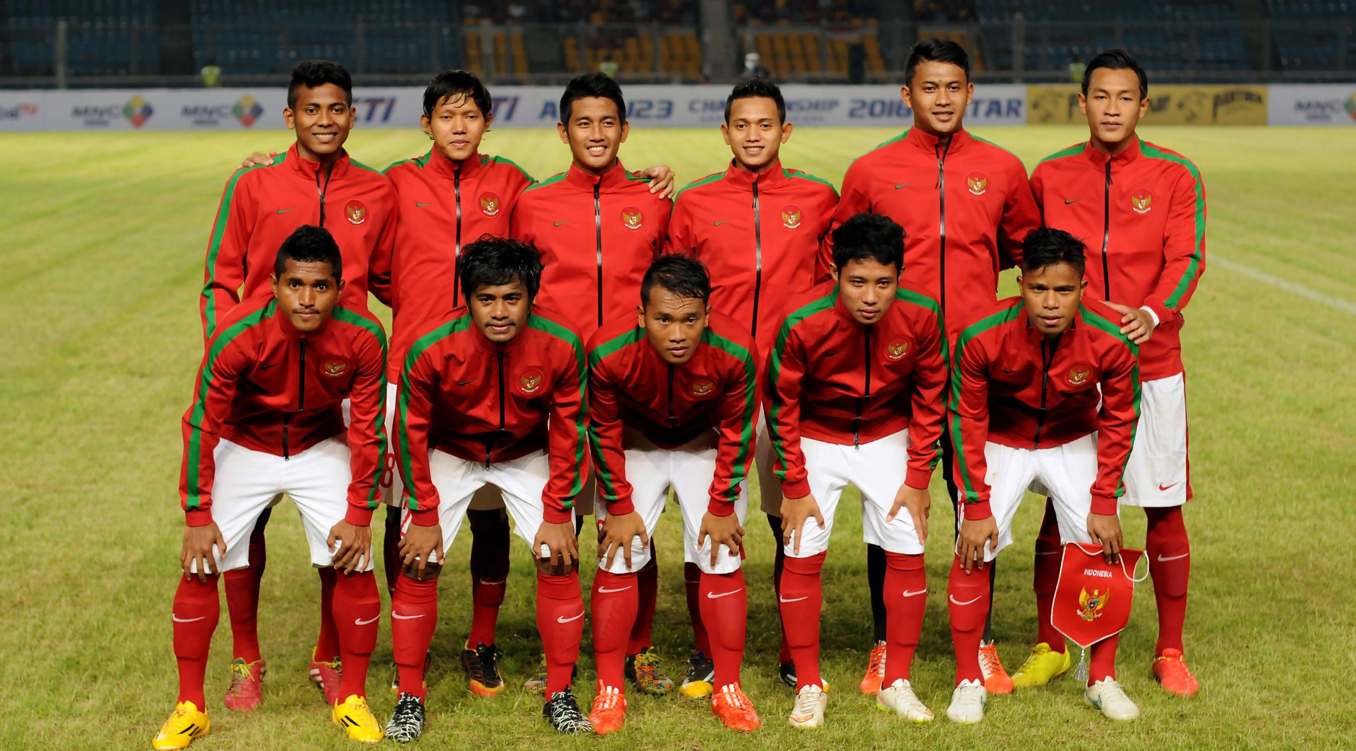 Hasil pertandingan Kualifikasi Piala Asia U23 Timnas Indonesia U23 vs Brunei Darussalam
