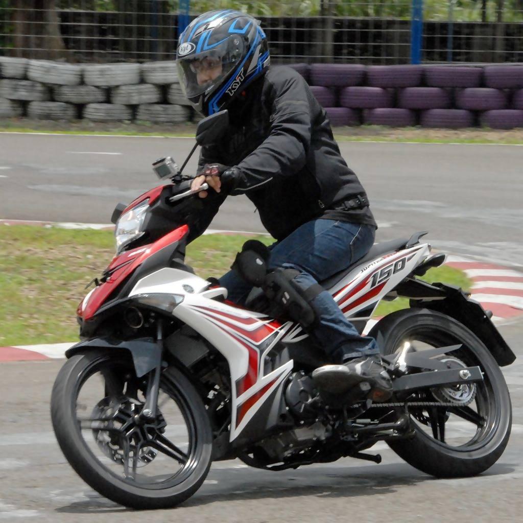 Beda Yamaha Mx King 150  Jupiter Mx 150 Dan Mx Versi Lama