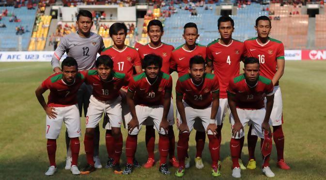 Inilah daftar skuat Timnas Indonesia U23 untuk SEA Games 2015