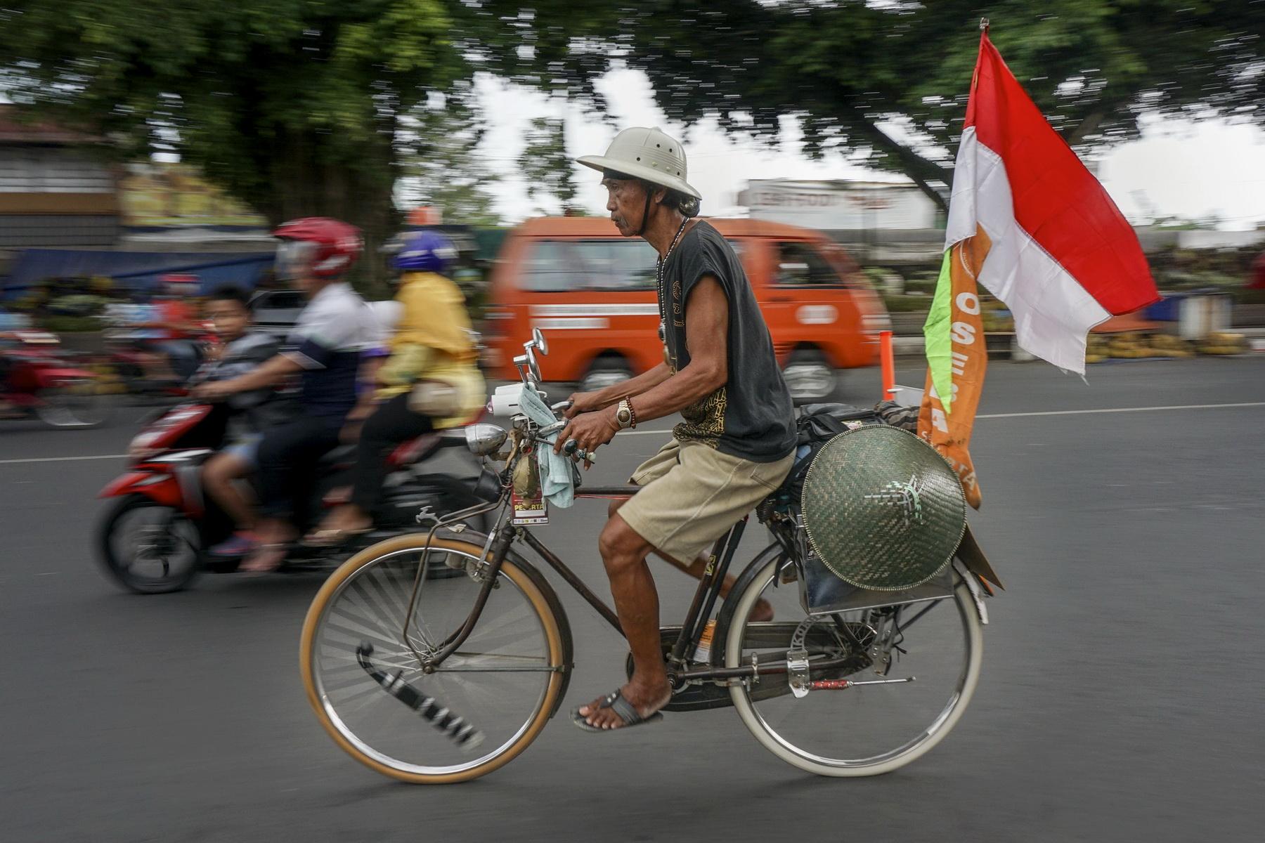 92 Foto Gambar Lucu Naik Sepeda Paling Bagus