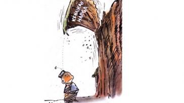 Kartun hari ini simomot 4 Juli 2015