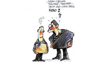 Kartun hari ini simomot 7 Juli 2015