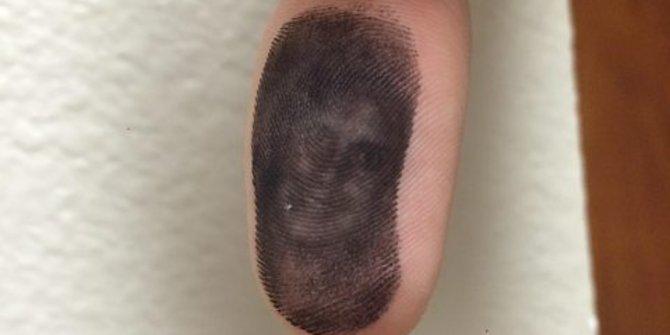 Tidak ada tato, itu saja