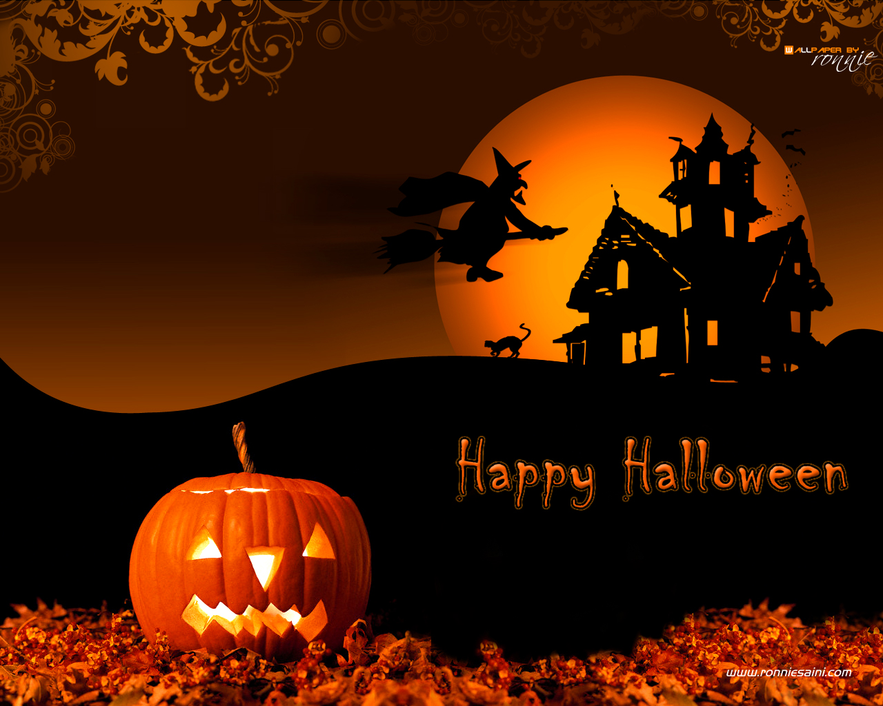 halloween fractales dans photo - photo #24