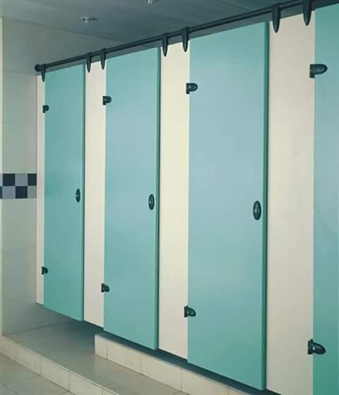 desain pintu dan dinding phenolic board atau papan phenolic ebonite