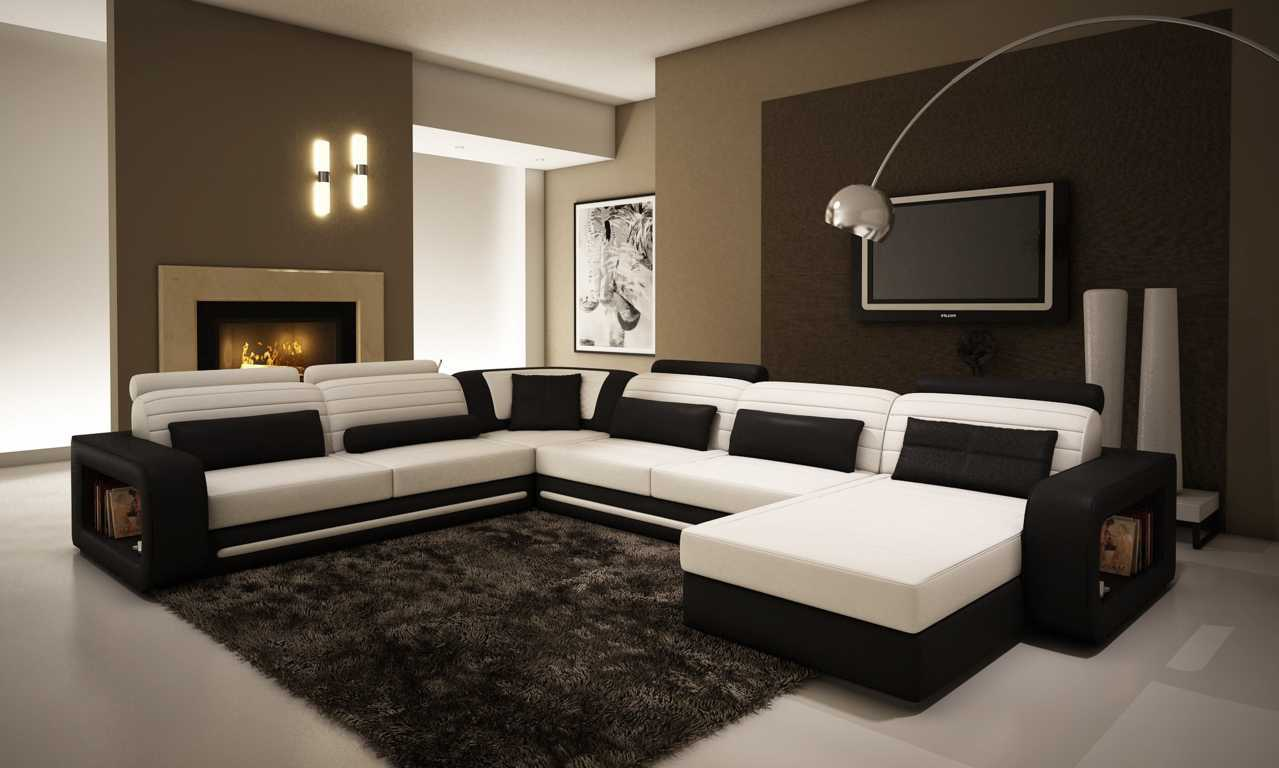 Kursi Sofa Ruang Tamu Minimaliam Putih