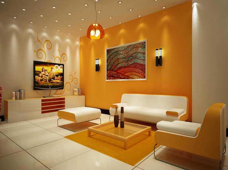 Lampu Dinding Ruang Tamu Terkini Desainrumahid