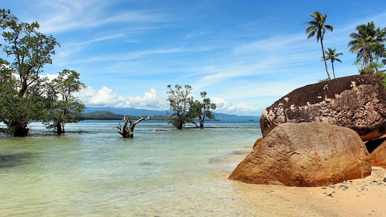 Info Tempat Wisata Terbaik Di Sumatera Barat - SIMOMOT