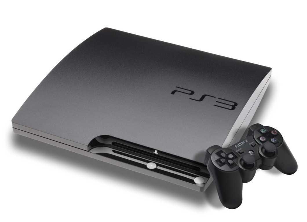 Bentuk Tampilan Playstation 3