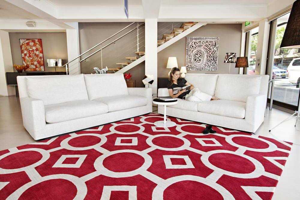 Contoh Karpet Ruang Tamu Minimalis Terbaru 2020 SIMOMOT
