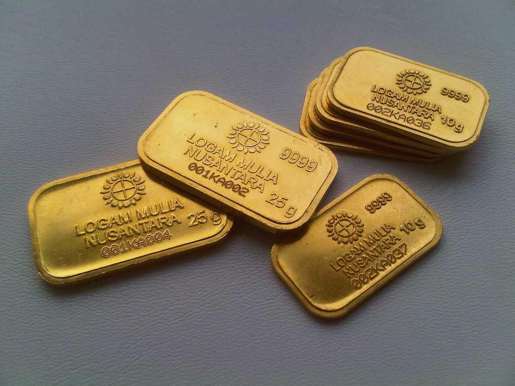 Harga Emas Antam 24 Karat Dan Logam Mulia Hari Ini ...