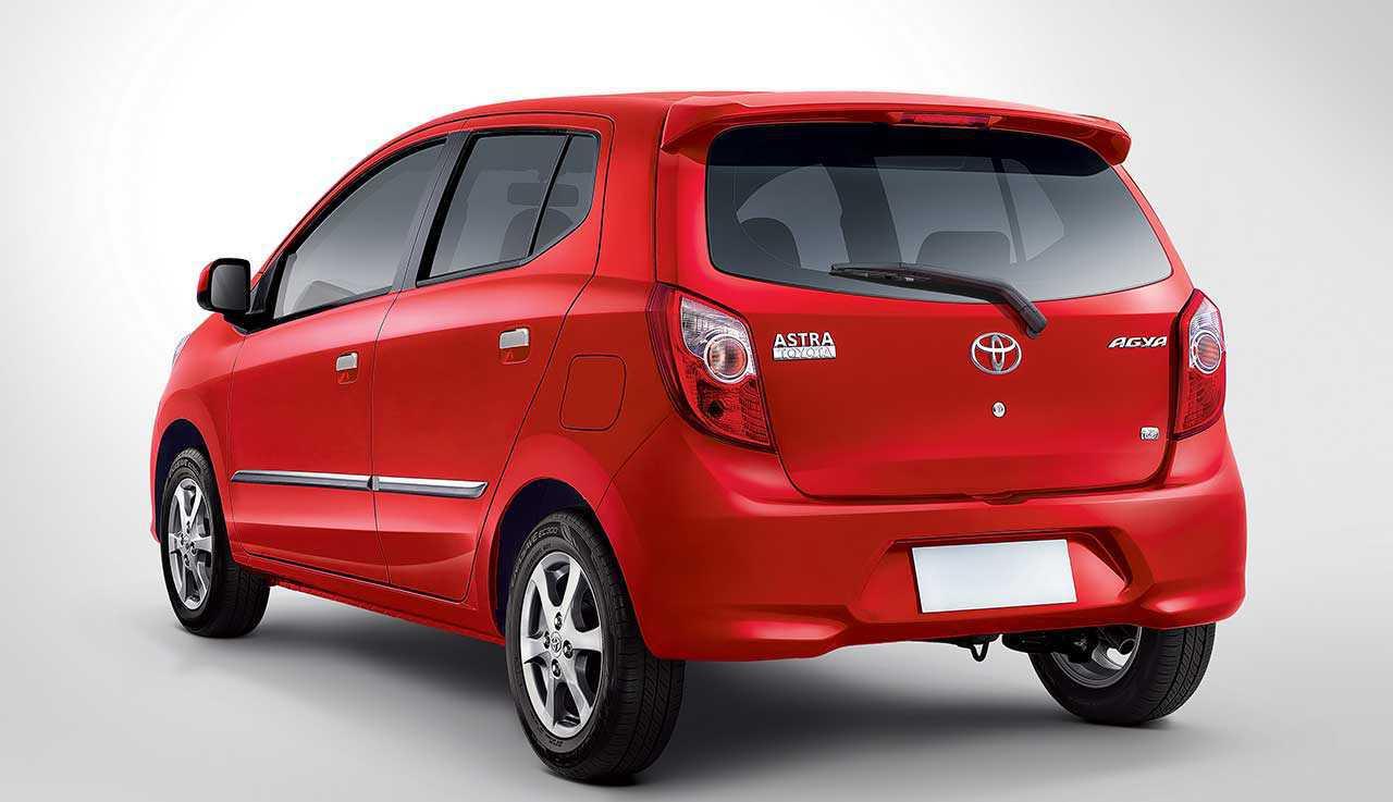 Harga Toyota Agya Terbaru November 2020