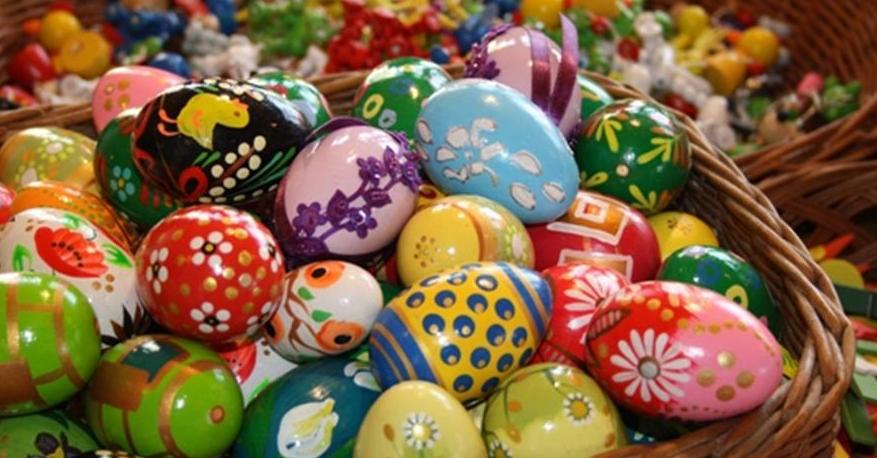 10 Cara Termudah Menghias Telur Paskah Simomot