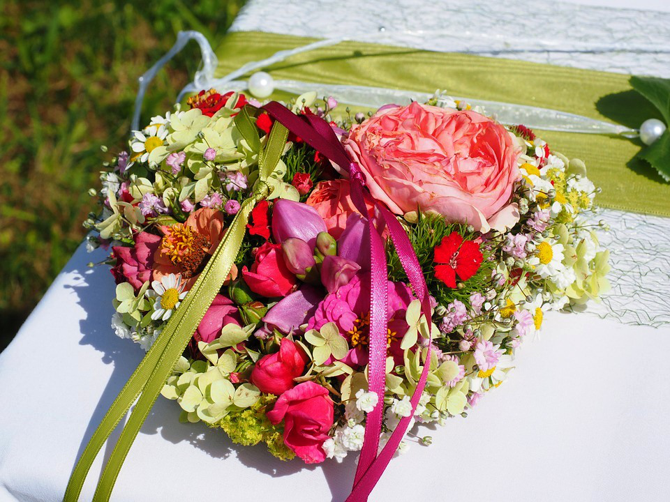 30 Gambar Desain Karangan Bunga Nan Indah Simomot