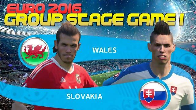 Slowakei Vs Wales