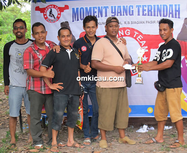 Jangkar SF juara single fighter