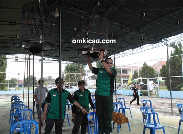 Launching POBC Kayu Agung OKI