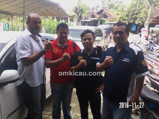 pengurus Radjawali Indonesia